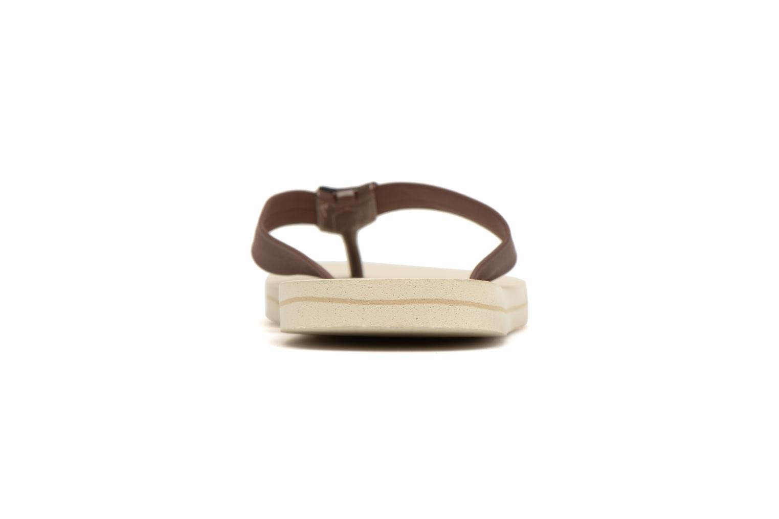 Flip flops Havaianas Urban Craft Beige view from the right