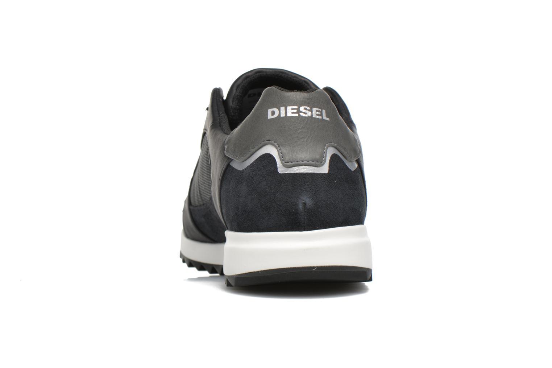 Baskets Diesel S-Fleett Noir vue droite