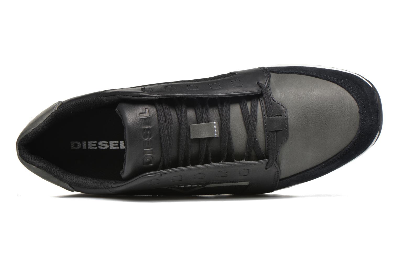 Baskets Diesel S-Fleett Noir vue gauche