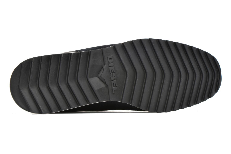 Baskets Diesel S-Fleett Noir vue haut