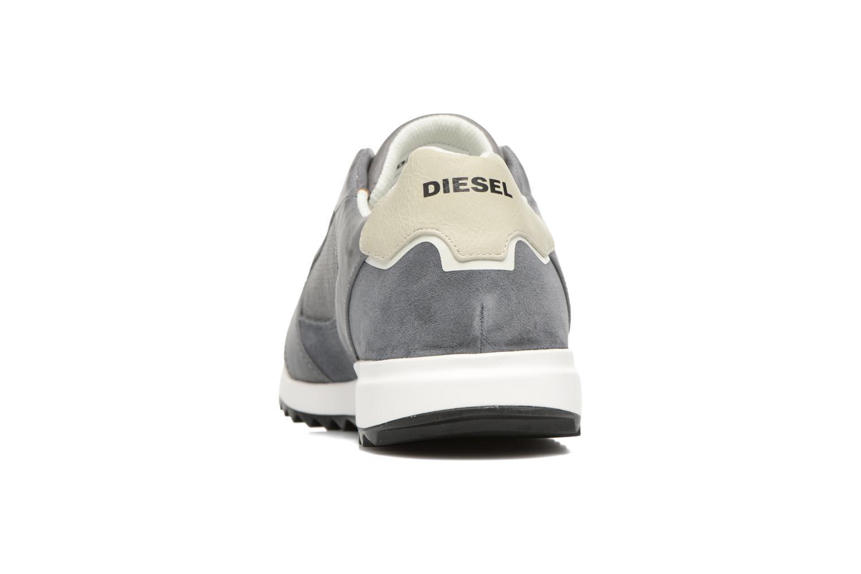 Baskets Diesel S-Fleett Gris vue droite