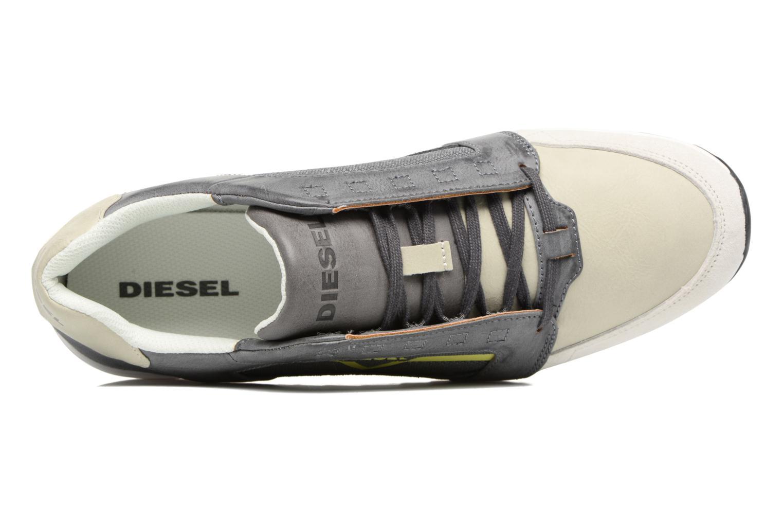 Baskets Diesel S-Fleett Gris vue gauche