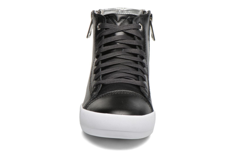 Baskets Diesel S-Nentish W Noir vue portées chaussures