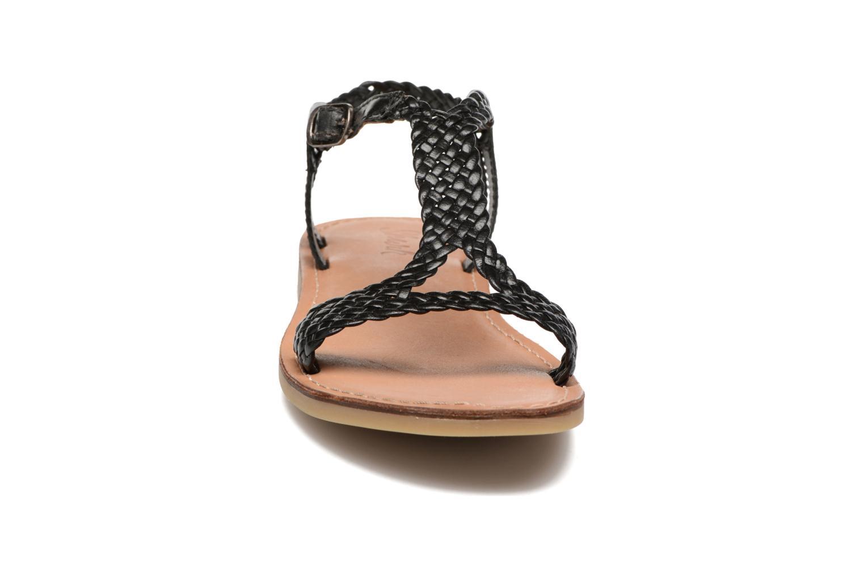 Sandals Shwik Lazar Mimi Black model view