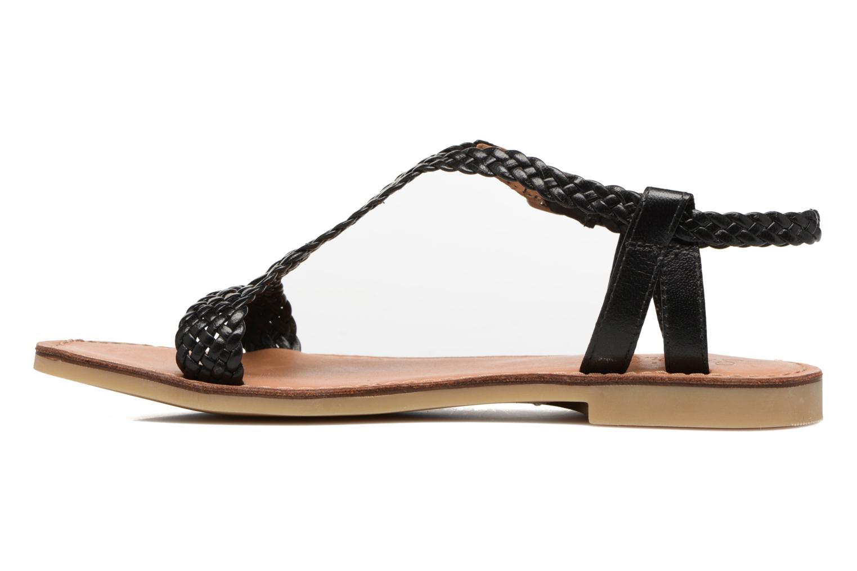 Sandals Shwik Lazar Mimi Black front view