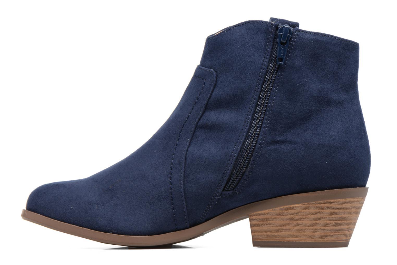 Bottines et boots Dorothy Perkins Madds Bleu vue face