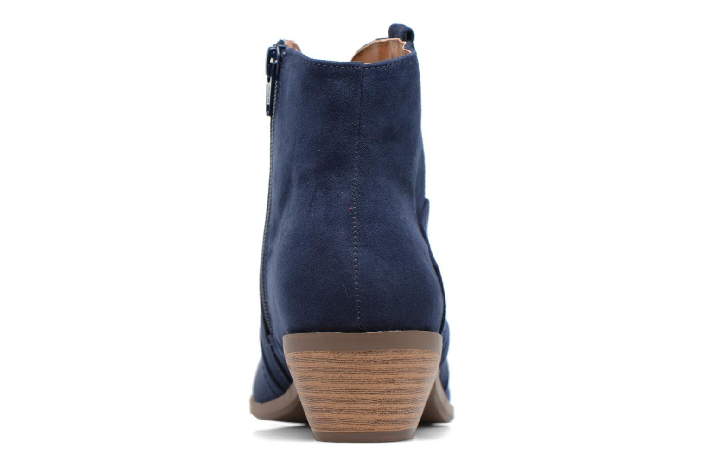 Bottines et boots Dorothy Perkins Madds Bleu vue droite