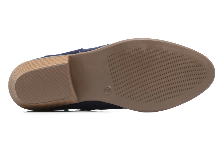 Bottines et boots Dorothy Perkins Madds Bleu vue haut