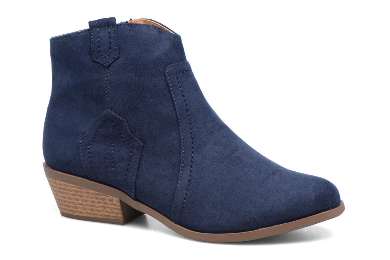 Bottines et boots Dorothy Perkins Madds Bleu vue détail/paire