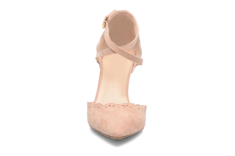 Escarpins Dorothy Perkins Genna Beige vue portées chaussures