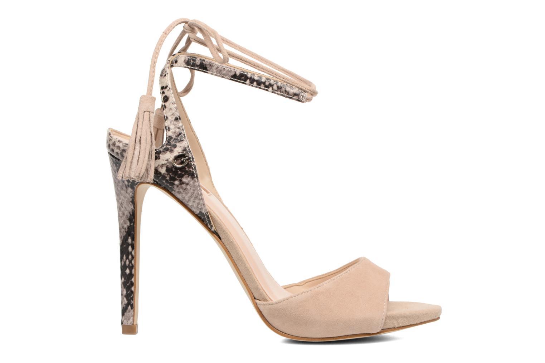 Sandali e scarpe aperte Guess Amee Beige immagine posteriore