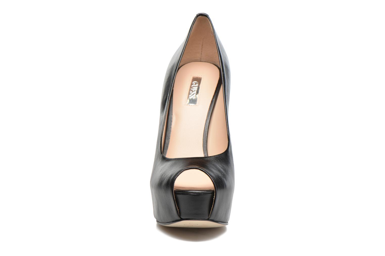 Escarpins Guess Effia Noir vue portées chaussures
