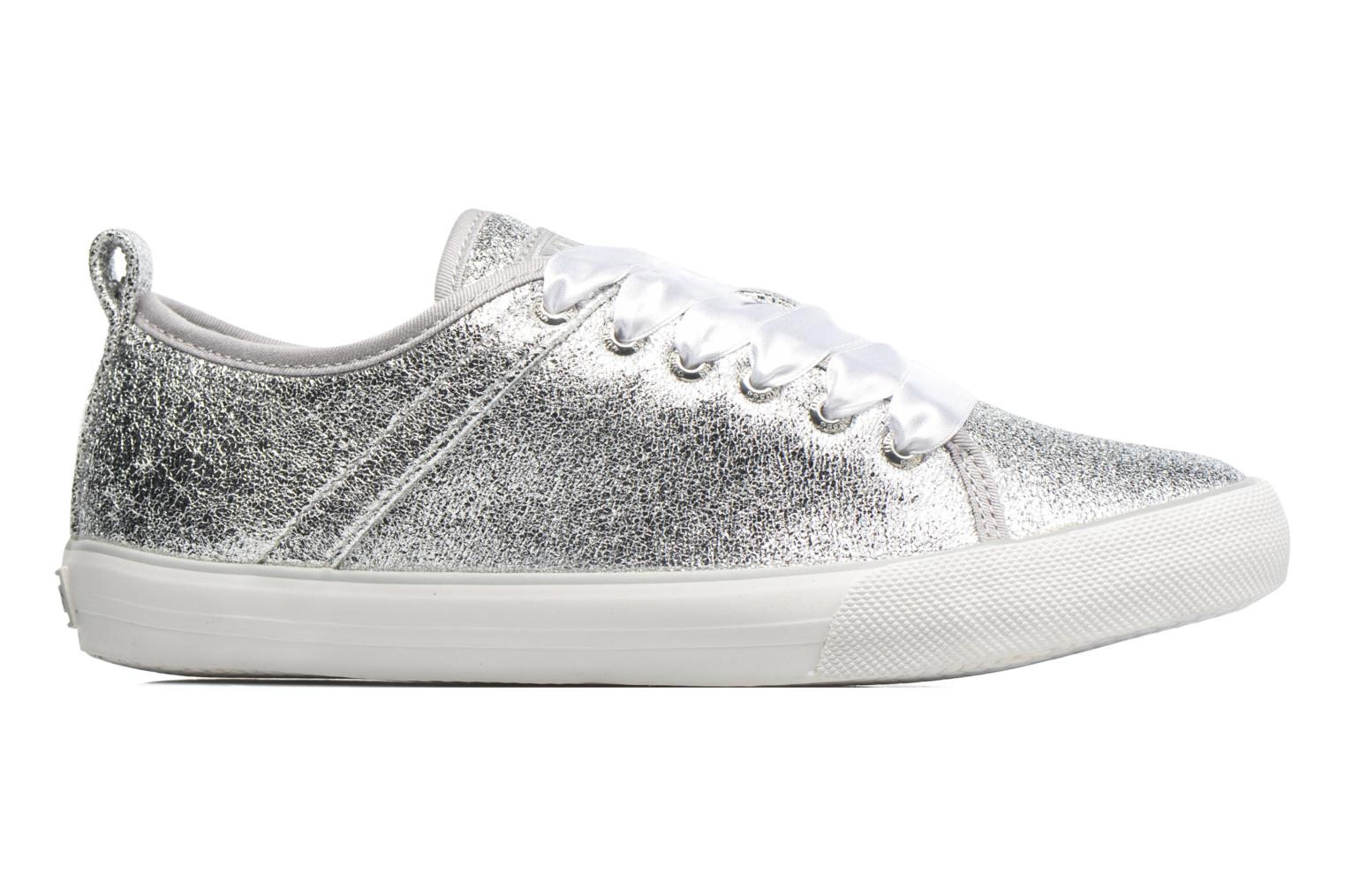 Sneakers Guess Jolie Argento immagine posteriore