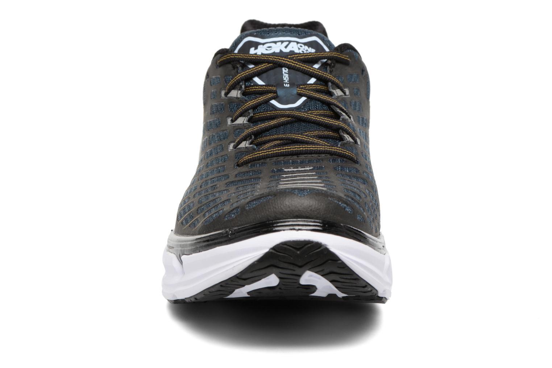 Chaussures de sport Hoka One One Vanquish 3 Bleu vue portées chaussures