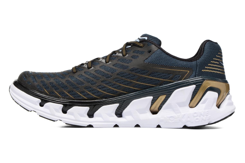 Chaussures de sport Hoka One One Vanquish 3 Bleu vue face