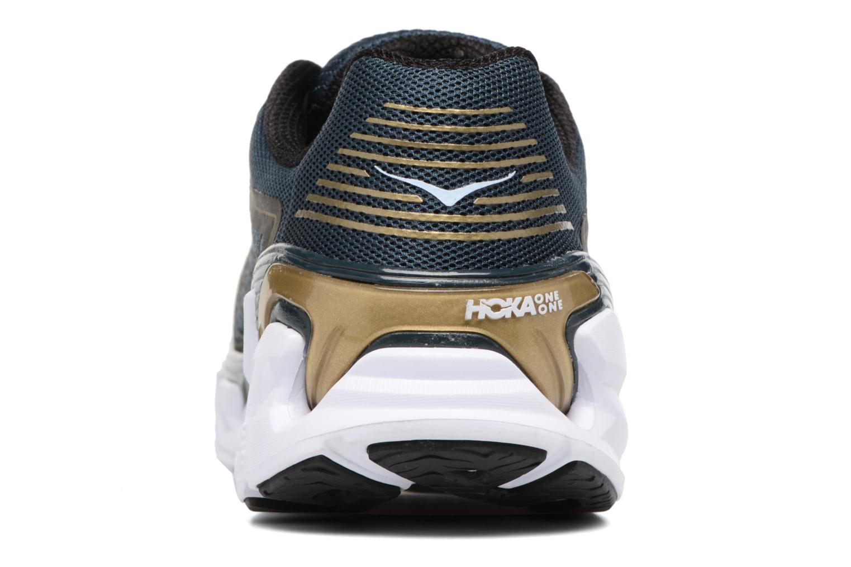 Chaussures de sport Hoka One One Vanquish 3 Bleu vue droite