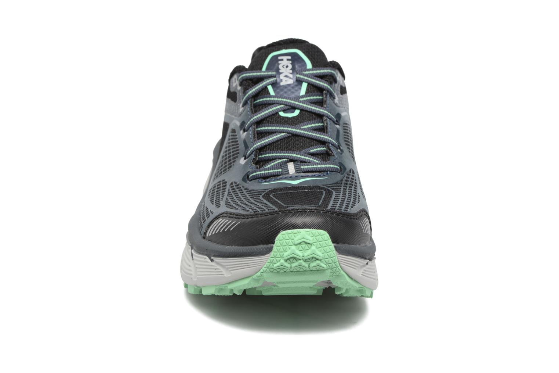 Chaussures de sport Hoka One One Challenger ATR 3 W Bleu vue portées chaussures