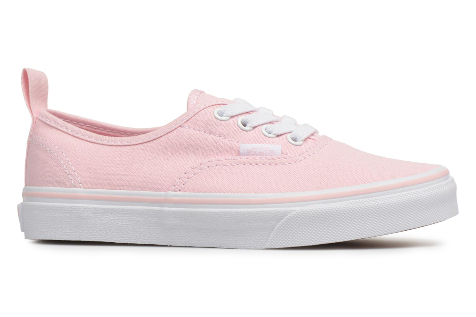 Baskets Vans Authentic Elastic Lace Rose vue derrière