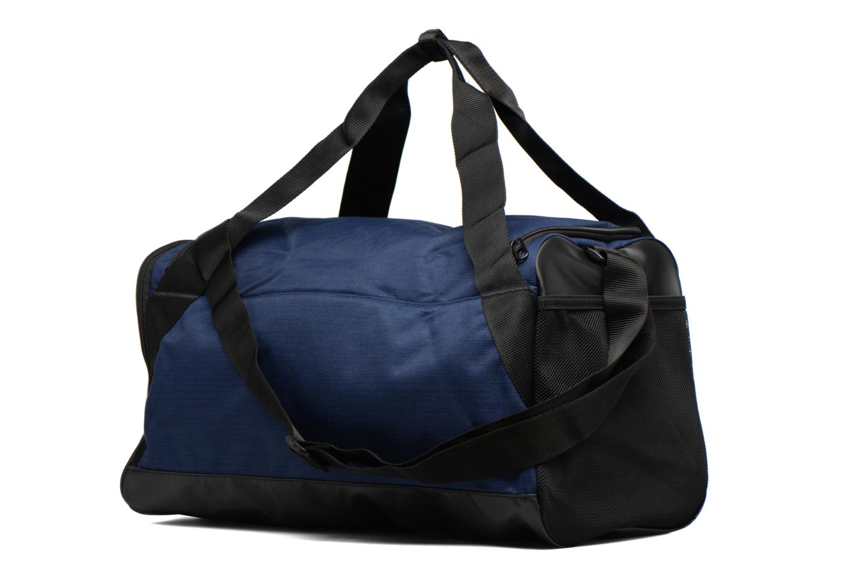 Nike Brasilia Duffle bag S Midnight navy/black/white