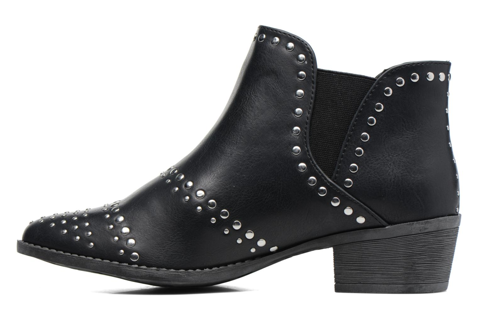 Bottines et boots Dorothy Perkins Avril Stud Noir vue face