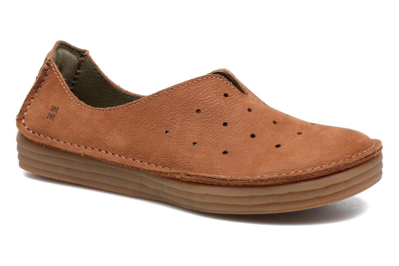 Zapatos cómodos Naturalista y versátiles El Naturalista cómodos Ricefield NF88 (Marrón) - Mocasines en Más cómodo a87543