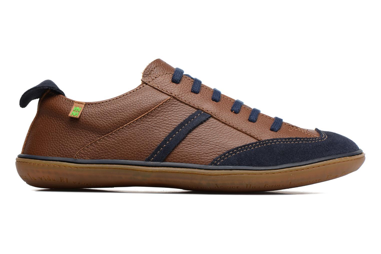 Sneakers El Naturalista El Viajero N5273 Bruin achterkant