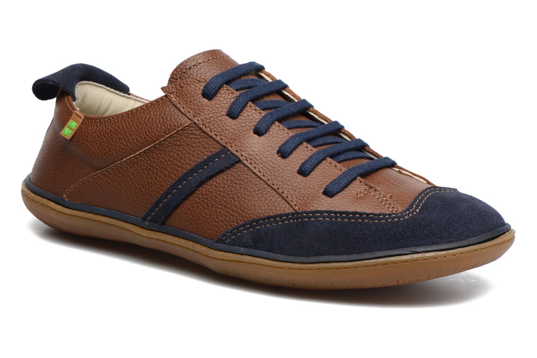 Sneakers El Naturalista El Viajero N5273 Bruin detail