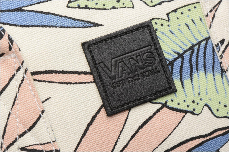 Sacs à dos Vans Icono Square Multicolore vue gauche