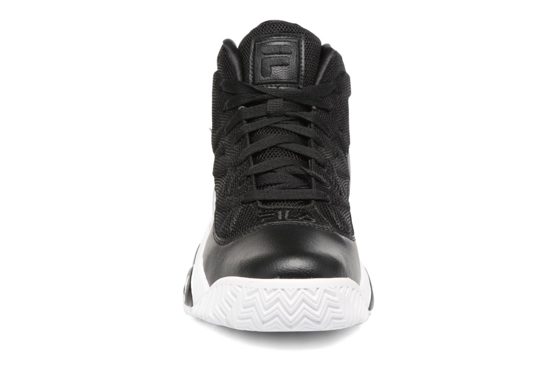 Baskets FILA MB mesh Noir vue portées chaussures