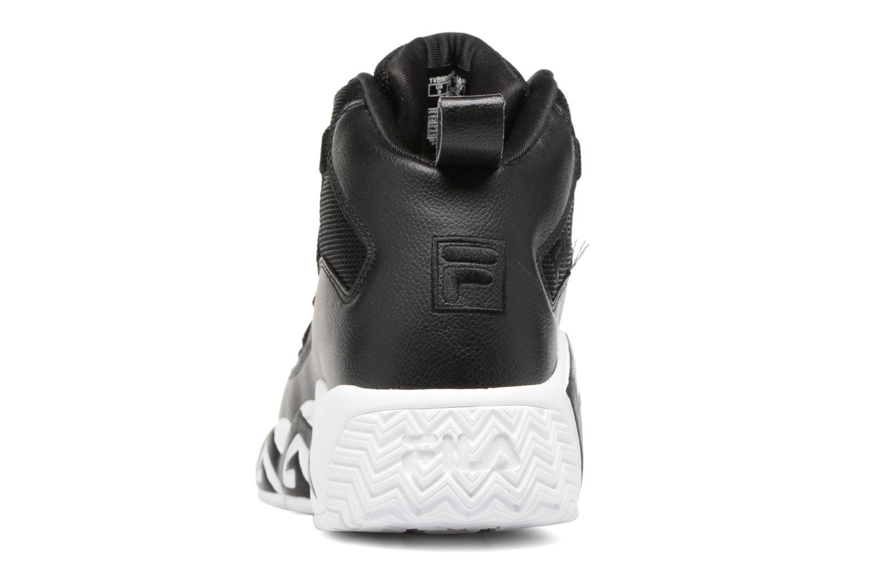 Baskets FILA MB mesh Noir vue droite