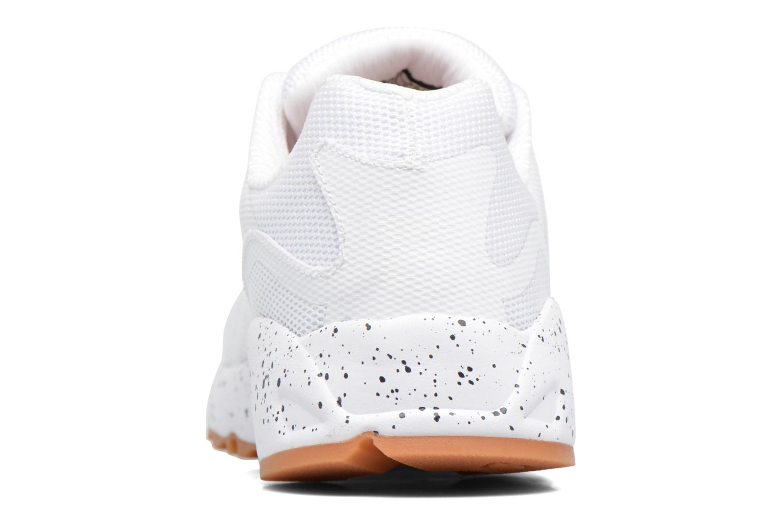 Baskets FILA Mindbender F Blanc vue droite