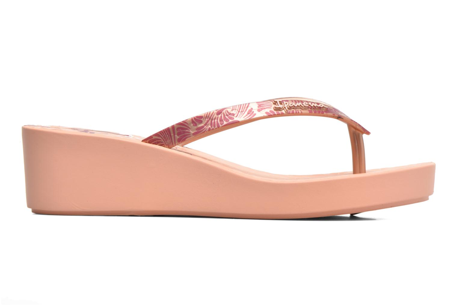 Flip flops Ipanema Art Deco III Pink back view
