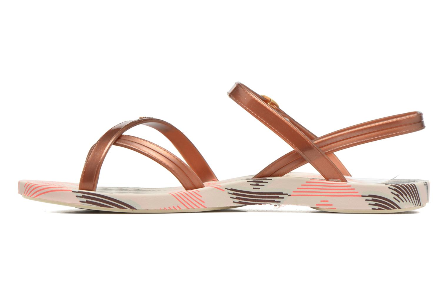 Fashion Sandal IV F Beige Bronze