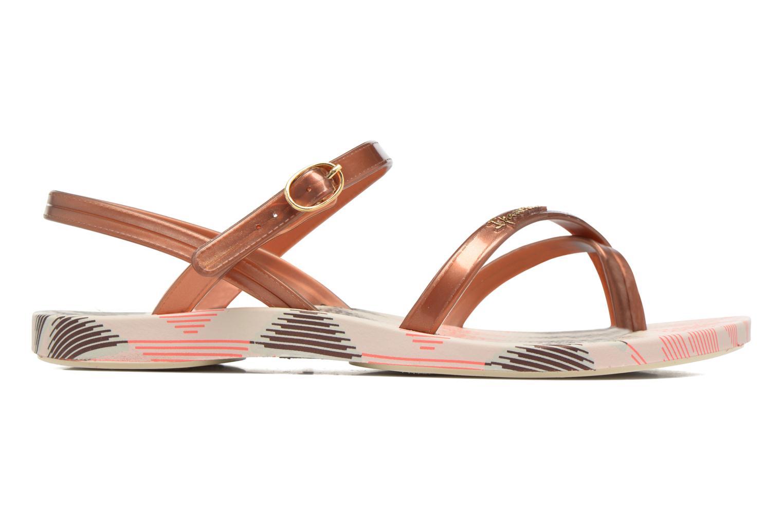 Sandales et nu-pieds Ipanema Fashion Sandal IV F Marron vue derrière