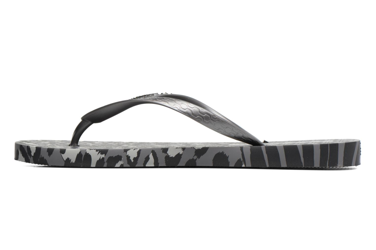 Tongs Ipanema Animal Print II Gris vue face