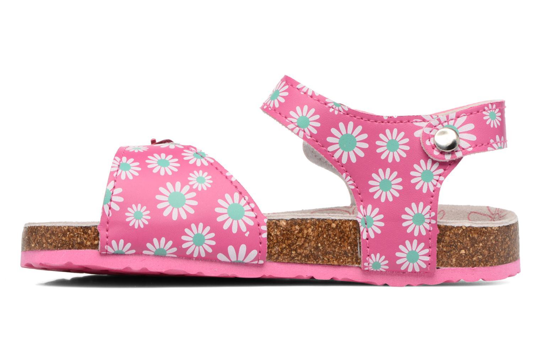 Sandales et nu-pieds Canguro Lili Sandals Rose vue face