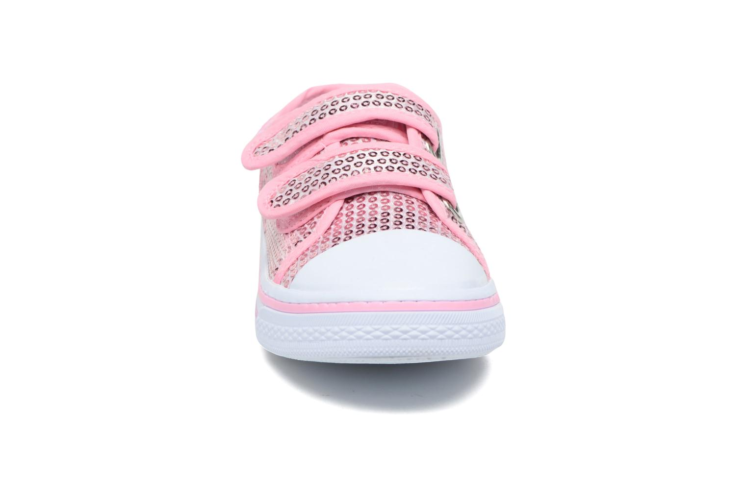 Baskets Canguro Girl'S New Born Shoes Sara Rose vue portées chaussures