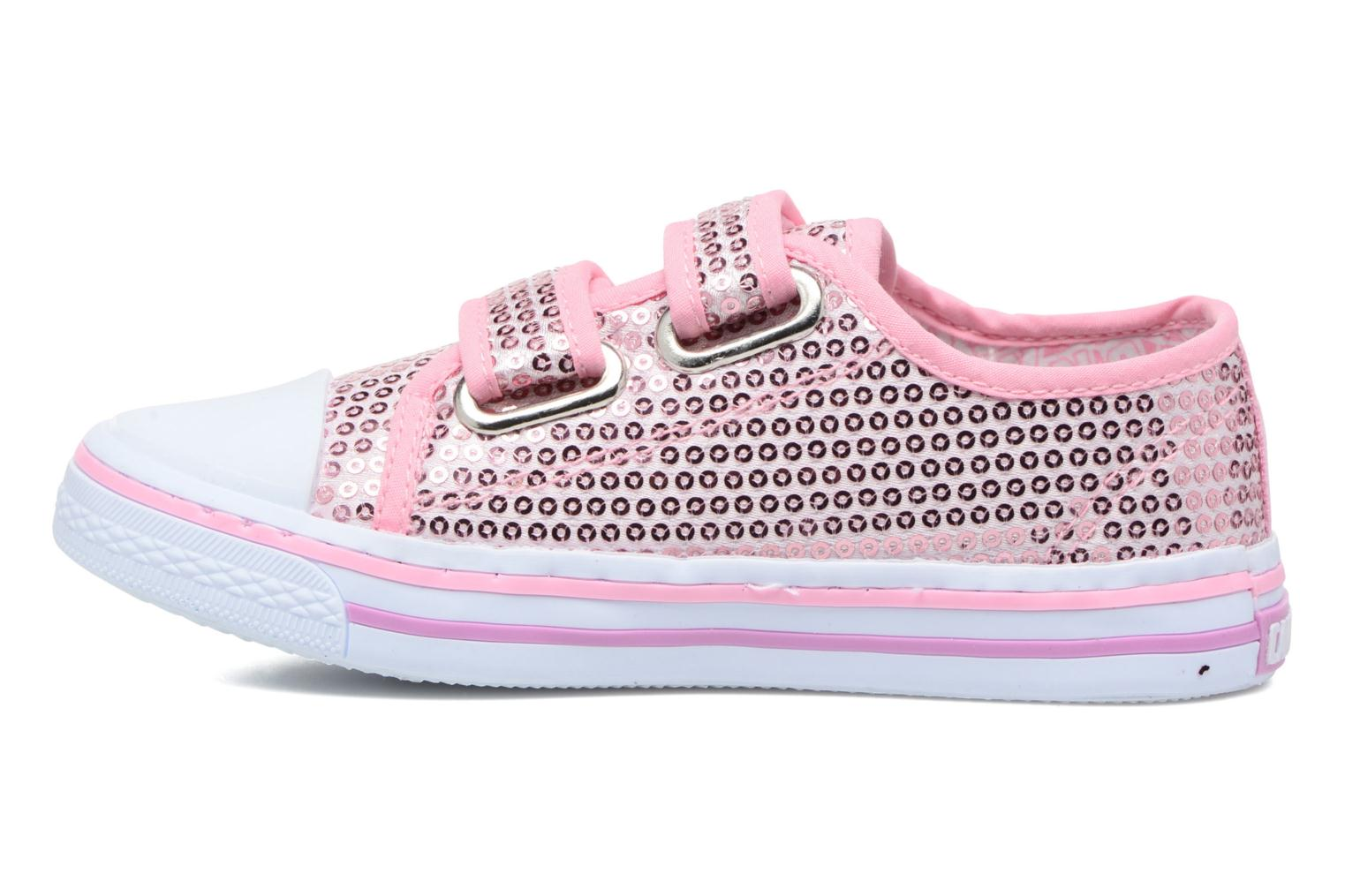 Baskets Canguro Girl'S New Born Shoes Sara Rose vue face