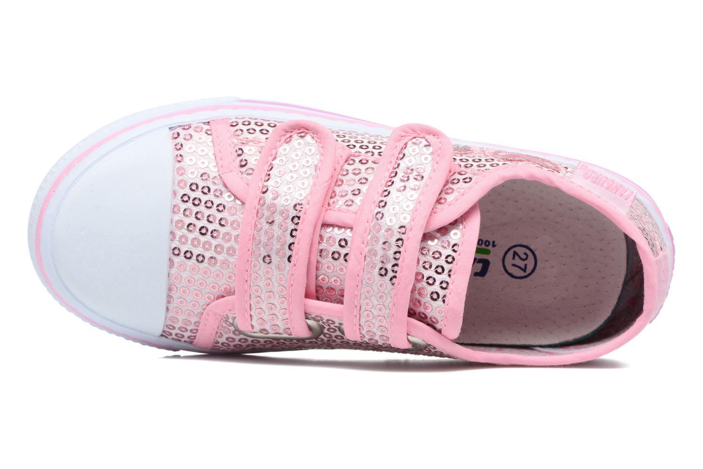 Girl'S New Born Shoes Sara Pink