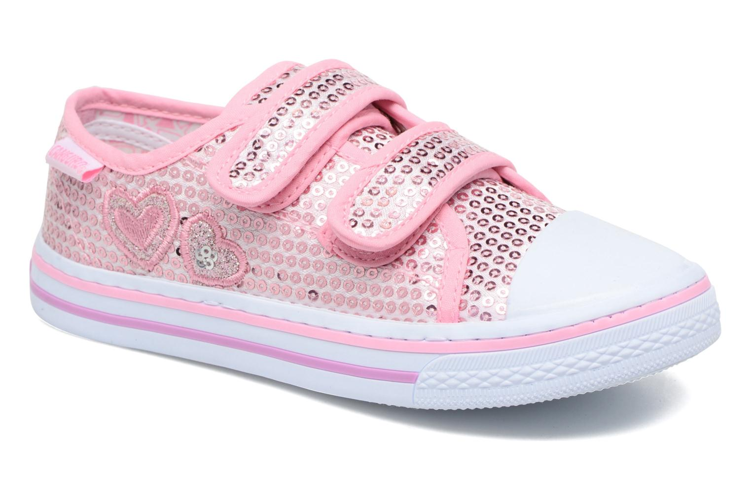 Baskets Canguro Girl'S New Born Shoes Sara Rose vue détail/paire