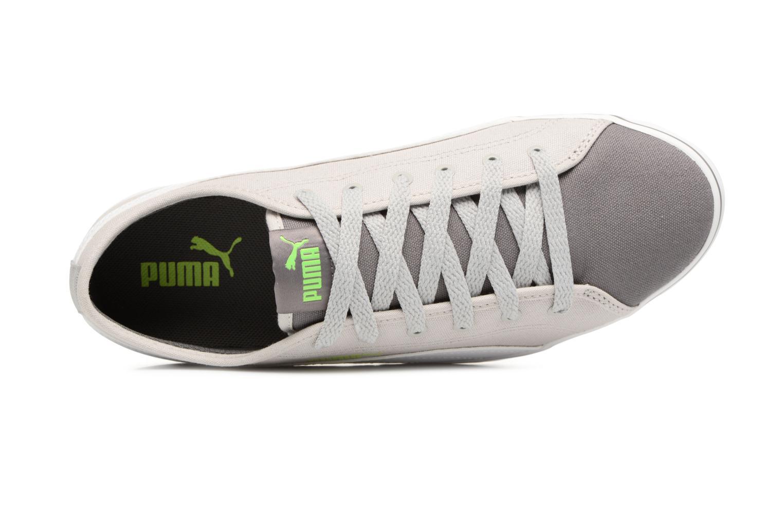 Baskets Puma Elsu v2 CV Jr Gris vue gauche