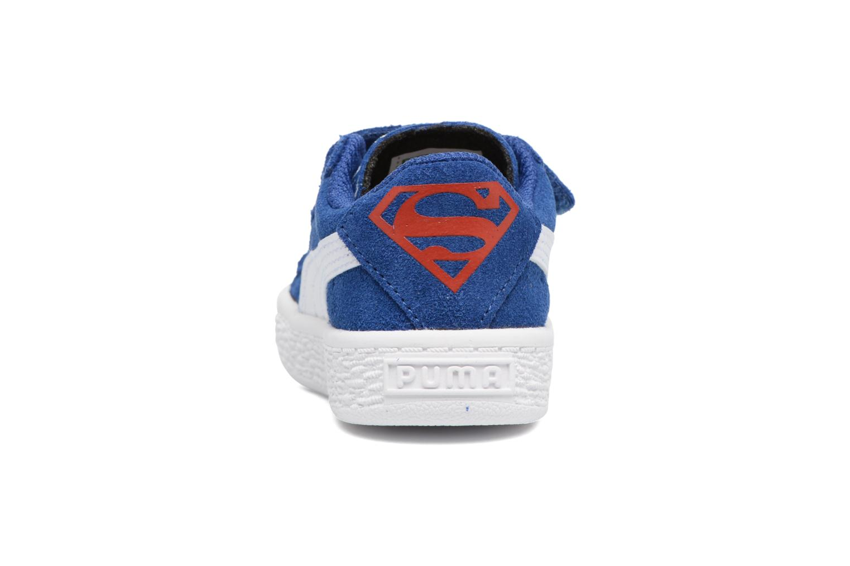 Suede Superman Street V Inf True Blue