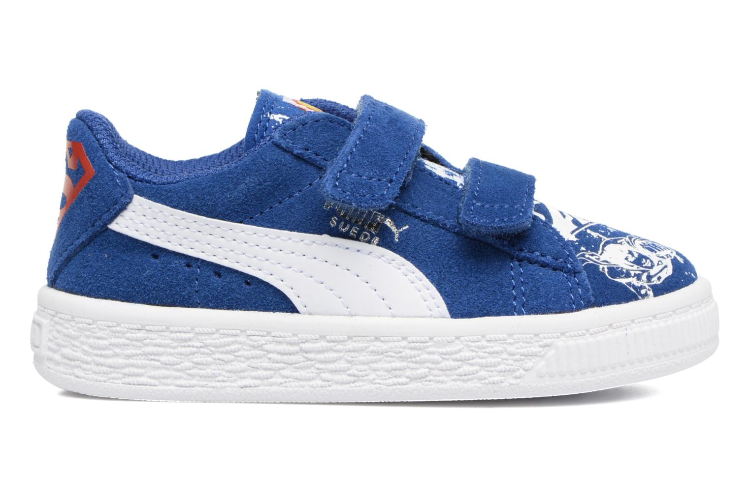 Suede Superman Street V Inf True Blue