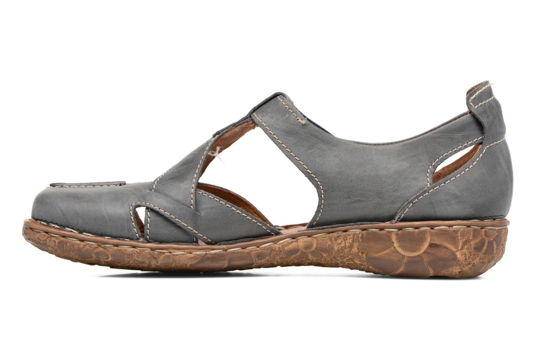 Sandales et nu-pieds Josef Seibel Rosalie 21 Bleu vue face