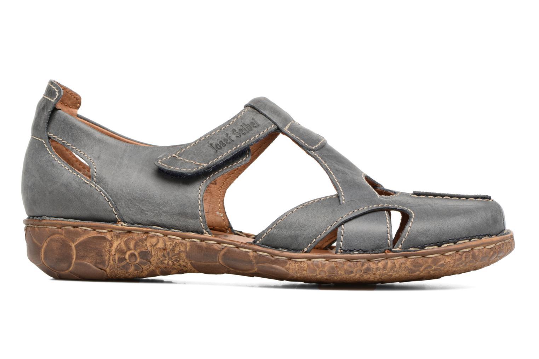 Sandales et nu-pieds Josef Seibel Rosalie 21 Bleu vue derrière