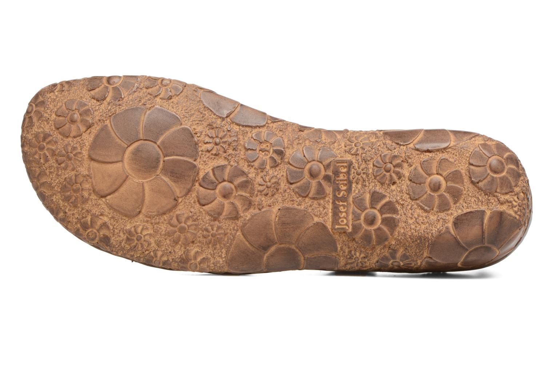 Sandales et nu-pieds Josef Seibel Rosalie 21 Bleu vue haut