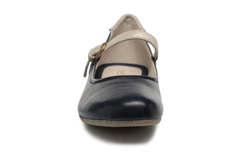 Ballerines Josef Seibel Fiona 25 Bleu vue portées chaussures
