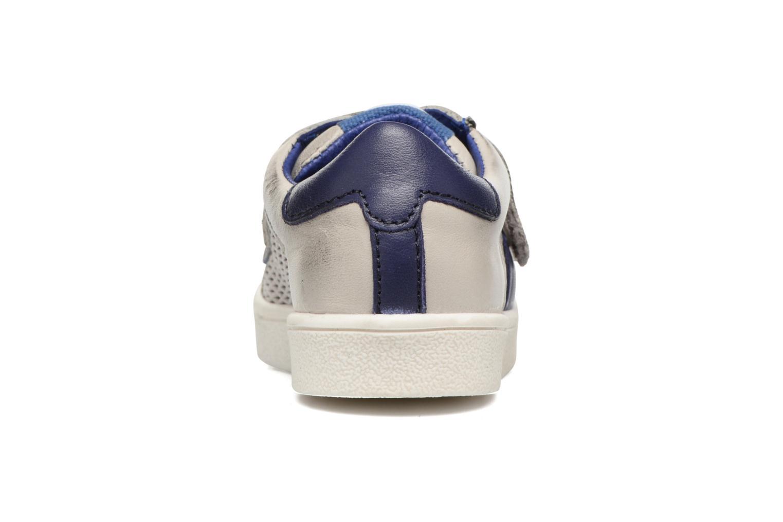 Sneakers Acebo's Ricardo Grigio immagine destra