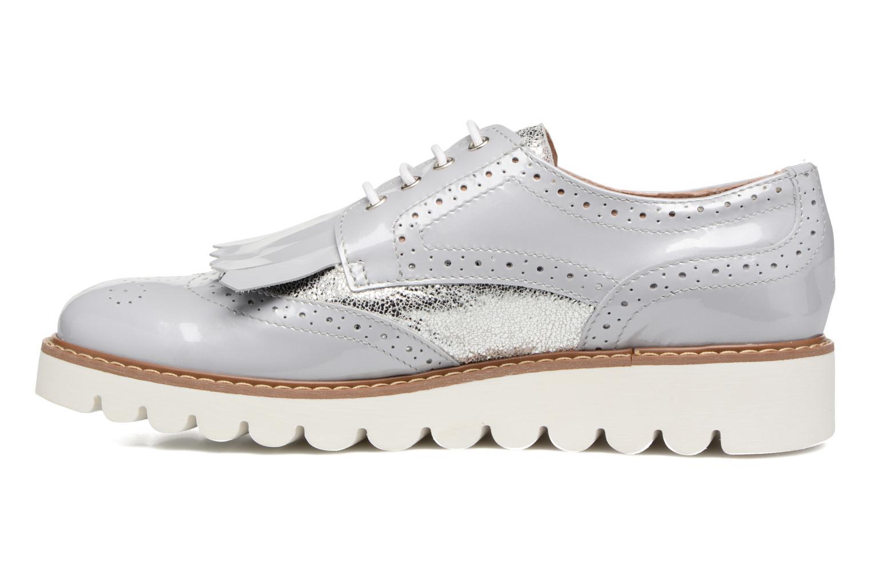 Chaussures à lacets Acebo's Laura Gris vue face