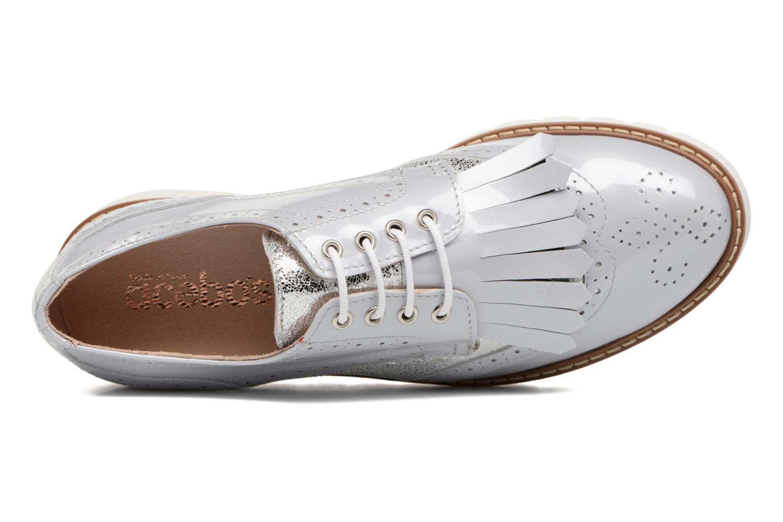 Chaussures à lacets Acebo's Laura Gris vue gauche